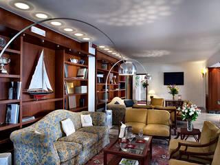Hotel Villa Capri Hotel in stile classico di Arch. Paolo Bussi Classico