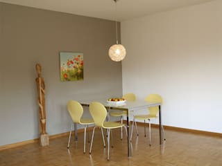 Dining room by Raumpraesenz-Homestaging
