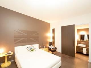 Appartamento Privato Camera da letto moderna di MNA Studio | Macchi Nicastri Architetti Moderno