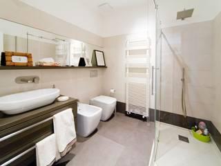Appartamento Privato Bagno moderno di MNA Studio | Macchi Nicastri Architetti Moderno