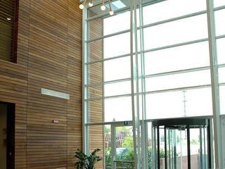 DIESEL headquarter Modern office buildings by Ni.va. Srl Modern