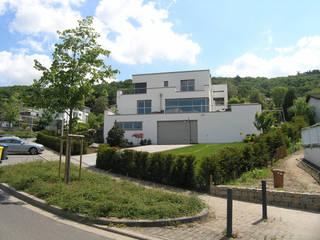 Neubau Villa M, Bingen am Rhein: moderne Häuser von BERDI ARCHITEKTEN