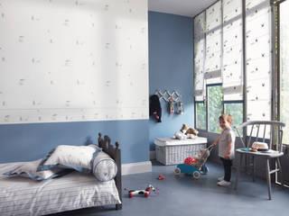 Kindertapeten von Casadeco Klassische Kinderzimmer von Fantasyroom-Wohnträume für Kinder Klassisch