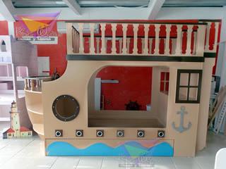 Oleh Kids Wolrd- Recamaras Literas y Muebles para niños Klasik