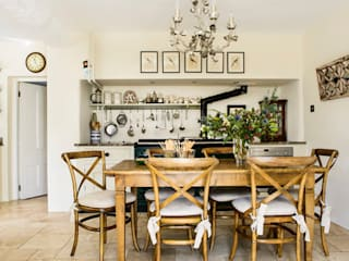 Kitchen design :  Kitchen by holly keeling interiors and styling