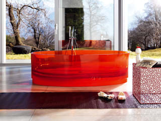 Farbe im Badezimmer Design von Design by Torsten Müller Ausgefallen