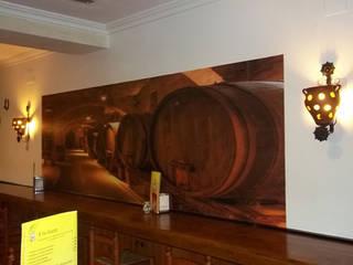 RUSTILUZ Wine cellar