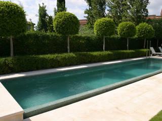 CONILLAS - exteriors Modern Garden