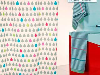 Cortinas de ducha estampadas de www.cortinasdeducha.com Moderno