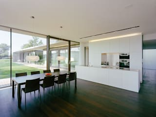 Kitchen by Dietrich | Untertrifaller Architekten ZT GmbH, Modern