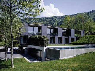 Modern home by Dietrich | Untertrifaller Architekten ZT GmbH Modern