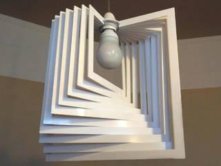 Lampada Tatavolo:  in stile  di MakeTank Srl