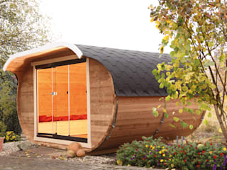 Modern garden by Gartenhaus2000 GmbH Modern