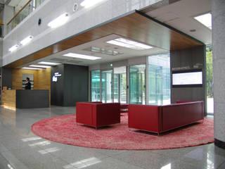 서울연구원 도서관 / The Seoul Institute Library, Korea Design Solution 모던 스타일 컨퍼런스 센터