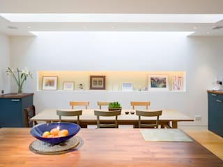 Skylights Moderne Esszimmer von Photography in the picture Modern