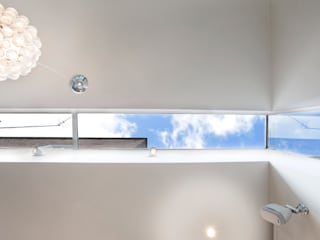 Skylights Moderne Wohnzimmer von Photography in the picture Modern