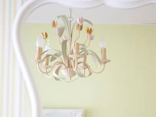 Lampen van vroeger in diverse stijlen van Swiet Rustiek & Brocante