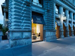 Neue Wiener Werkstätte Commercial Spaces