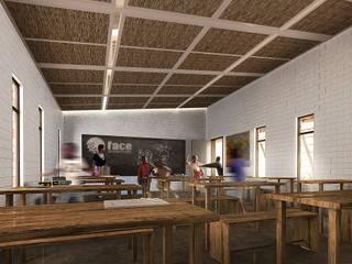 Klassenzimmer Secondary School:  Schulen von loomilux