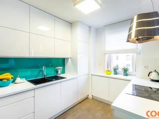 COCO Pracownia projektowania wnętrz Cocinas modernas