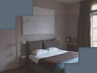 appartement avenue Bosquet:  de style  par Pierre-Yves Argence