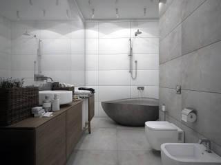 Casas de banho  por AFTER SPACE