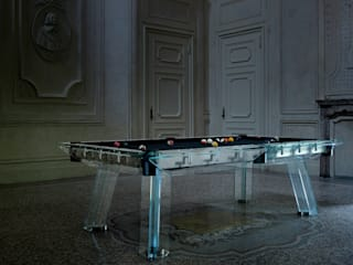 A luxury pool table: Filotto di BD Collection Moderno