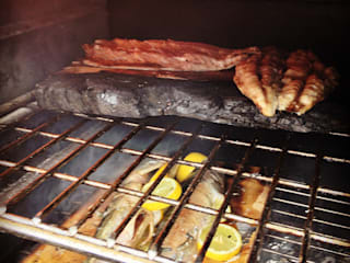 Smoking fish on the Braai:   by The Braai Man