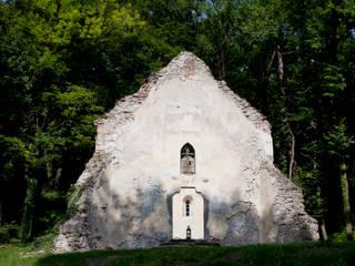Freiraumgestaltung und Sanierung der Kapelle auf Schloss Merkenstein t-hoch-n Architektur Klassische Veranstaltungsorte