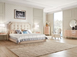 Neopolis Casa Klasik Yatak Odası