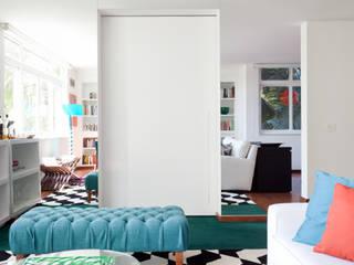 Projeto Amauri Suite Arquitetos Quartos modernos