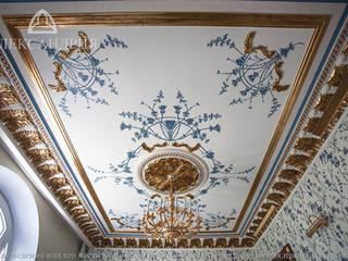 Роспись. Потолок в классическом стиле:  в . Автор – Студия Александрия