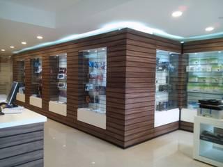 Oficinas y Tiendas de estilo  de Dali Arquitectura, Moderno