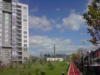 Moderne huizen van Nurettin Üçok İnşaat Modern