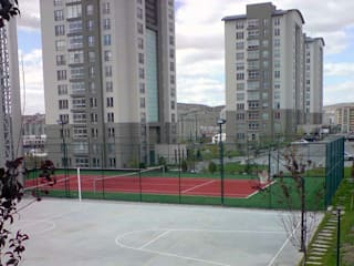 Casas de estilo moderno de Nurettin Üçok İnşaat Moderno