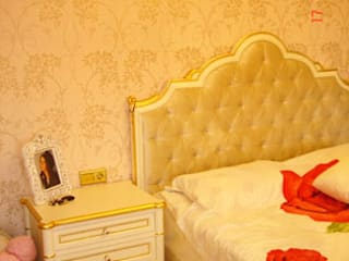 Hülya Güneş Evi Modern Yatak Odası AR-ES MİMARLIK TİCARET LTD STİ Modern