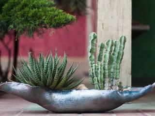 Luiza Soares - Paisagismo Garden Plant pots & vases