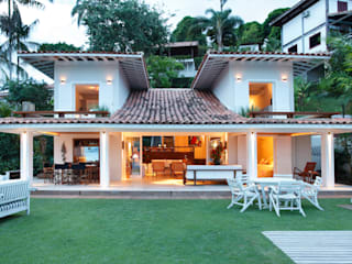 Escala Arquitetura Country style house