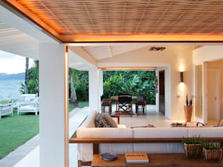 Salon de style  par Escala Arquitetura
