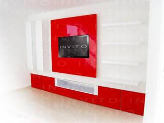 Centros de Tv INVITO de INVITO Minimalista