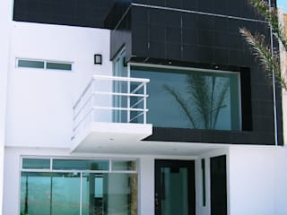 Casa LV Casas minimalistas de IPALMA ARQUITECTOS Minimalista