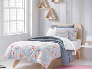 Stylish bedlinen for girls:   by Ginger & May