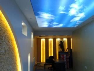 AKDENİZ TADİLAT DEKORASYON Mediterranean style living room