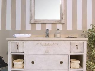 LA BOTTEGA DEL FALEGNAME Mediterranean style bathroom
