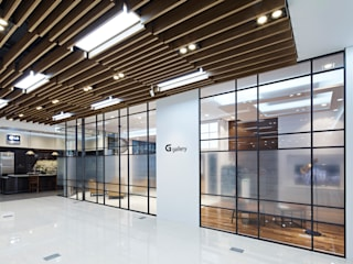 LG전자 bestshop 강남본점 리뉴얼 / LG bestshop Flagship store Gangnam, Seoul, Korea by Design Solution 모던