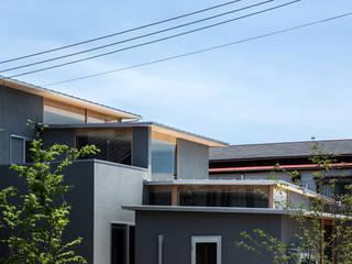 建築設計事務所SAI工房의  주택,