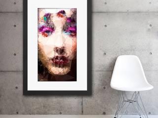 Gerahmte Wandbilder: modern  von artboxONE,Modern