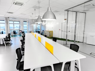 OPEN PROJECT Commercial spaces
