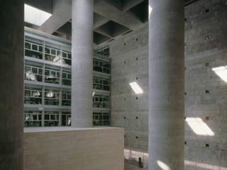 Alberto campo baeza arquitectos en madrid homify for Caja de granada oficinas