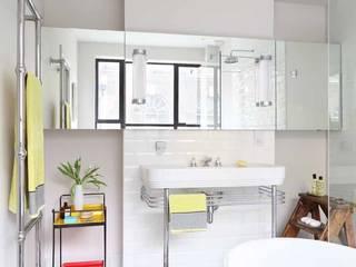 bathroom: eclectic Bathroom by niche pr